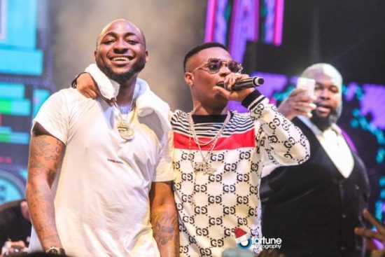 Davido speaks on his alleged beef with fellow artist Wizkid in a new video