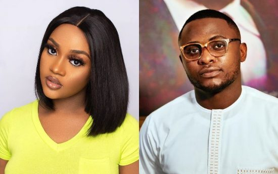 Davido's, Chioma spotted on a date with producer, Ubi Franklin (Video)