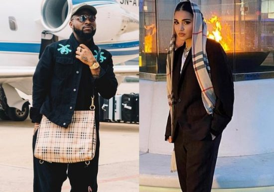 Enisa reveals location for her Love Cycle Remix ft. Davido, video shoot