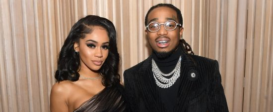 Footage of Quavo and Saweetie fighting leaked online