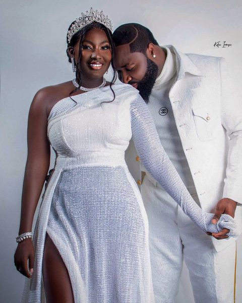 Harrysong and his Fiancee
