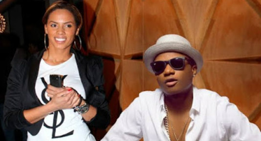 Jada P educates fan who referred to her as Wizkid's baby mama