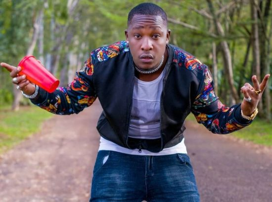 Kenyan artiste, Japesa buys his own coffin in anticipation of his funeral