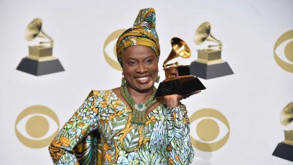 African artists with an entry on the US Billboard 200
