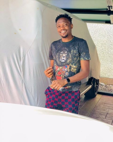 Moment Ahmed Musa leads Super Eagles in praise and worship session
