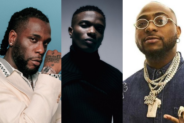 Most streamed Nigerian afrobeat albums on Spotify