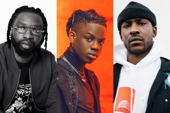 Music Producer, Jae5 to feature Rema and Skepta on new single