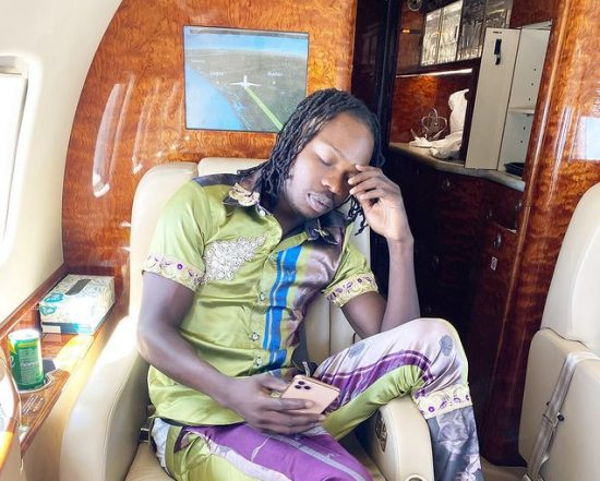 """Naira Marley reacts as his new song, """"Coming"""" was allegedly banned"""