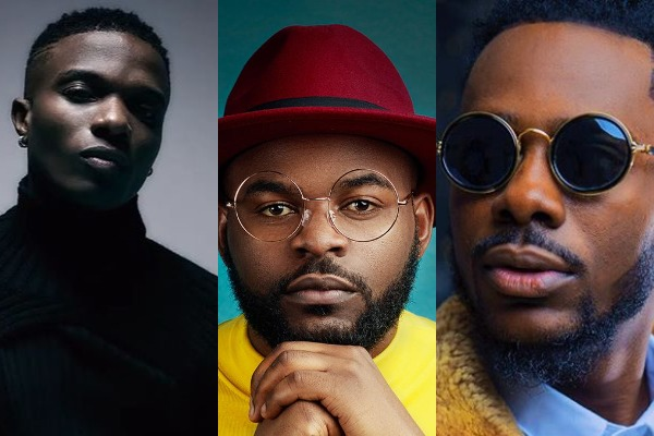 Nigerian artists that have debuted on Billboard Social 50