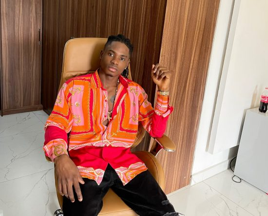 Olamide, others celebrate Lil Kesh on his birthday