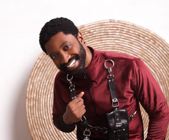 Ric Hassani fires back at troll who says he talks too much