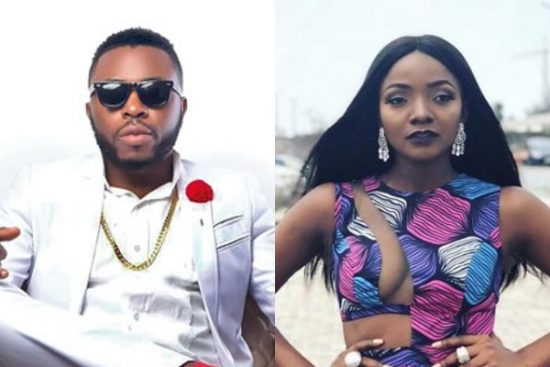 Samklef drags Simi for calling him out on his insensitive tweet