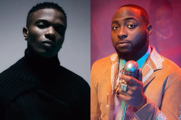 How Wizkid and Davido went from friends to chore rivals