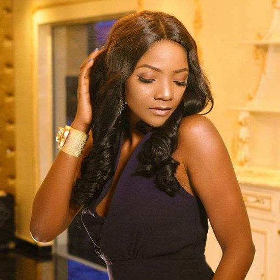 Simi shares how she was able to hide her pregnancy