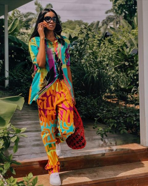 Singer, Seyi Shay dragged for ridiculing Nigerian Idol contestant (Video)
