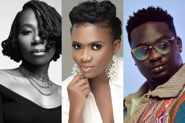 Top 10 Nigerian artists with an addictive vocal