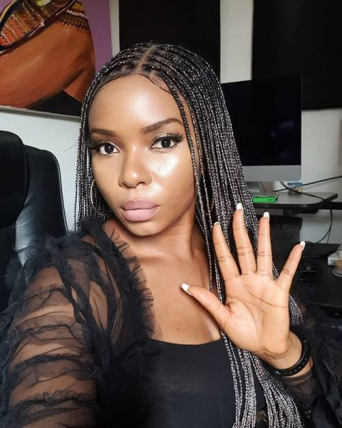 Yemi Alade replies critic who made a statement on her weight