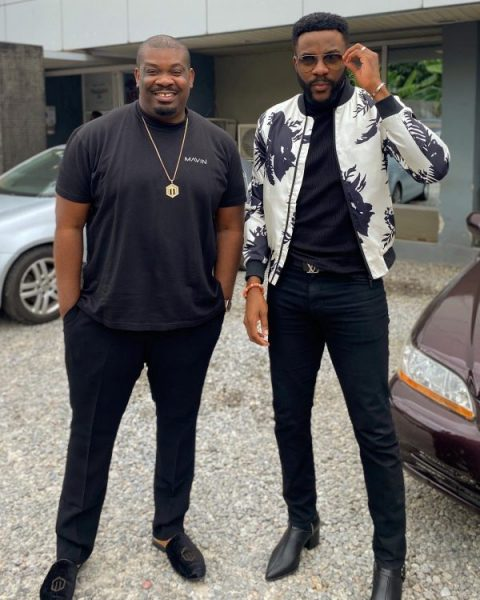 5 shocking things Don Jazzy revealed this past week...