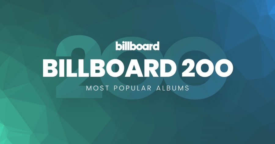 African artists with an entry on the US Billboard 200 chart