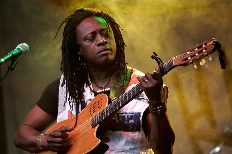 African artists with multiple entries on the Dutch official album charts
