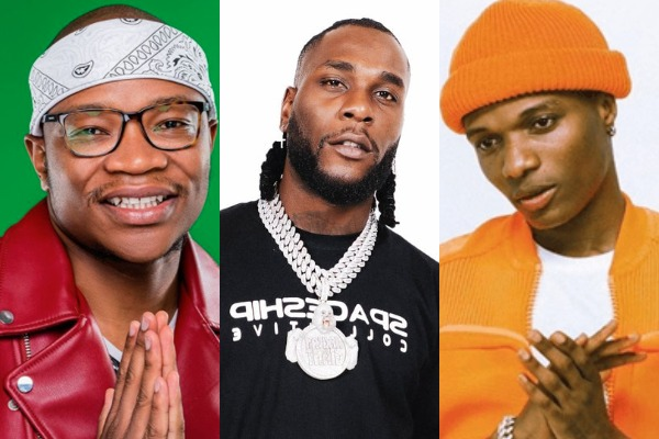 Africa's most streamed songs on Spotify