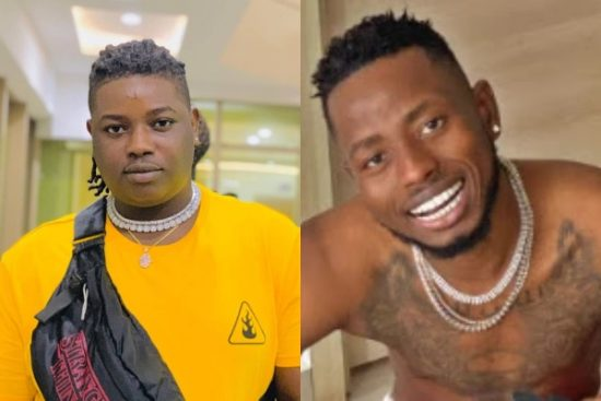 Barry Jhay cries As He Remembers His Late Boss Kashy Godson