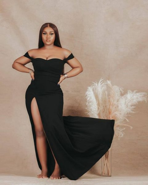Chioma Rowland shares sultry new photos as she turns 26