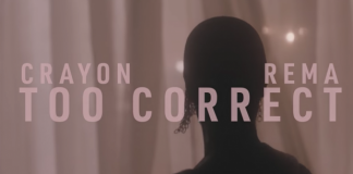 "Crayon ft. Rema - ""Too Correct Video"""