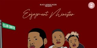 D-Black ft. Stonebwoy, Quamina MP – Enjoyment Minister MP3