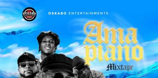 DJ Oskabo Hot Amapiano Mixtape