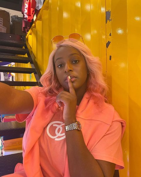 Dj Cuppy calls out troll who mocked her song