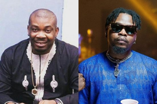 Don Jazzy finally speaks about the 2015 Headies Saga with Olamide