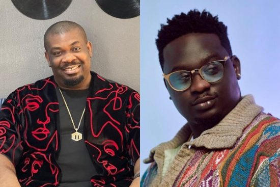 Don Jazzy reveals why Wande Coal left Mohits