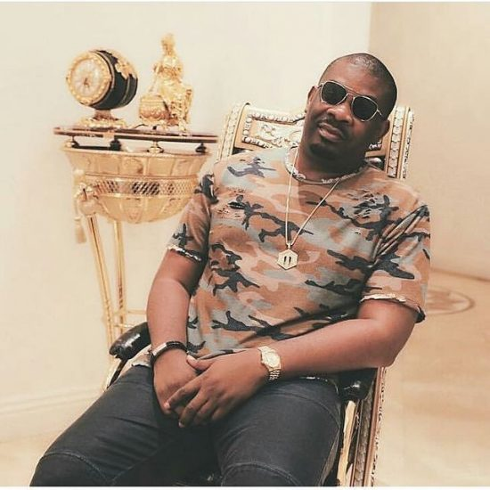 Don Jazzy sends message to those not supporting Nigerian celebrities