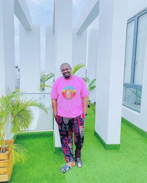 I sold akara growing up – Don Jazzy reveals in an Interview session