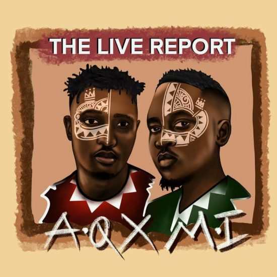 """Intresting throwback to """"The Live Report EP"""" - AQ x M.I Abaga"""