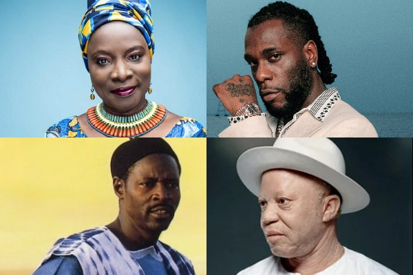 List of African artists that reached #1 on the Billboard world album chart