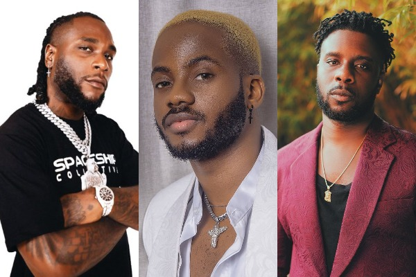 List of Top 10 most streamed Nigerian solo songs on Spotify so far
