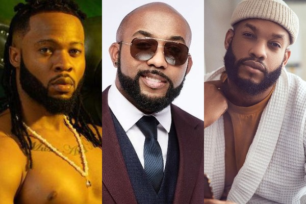 Top 10 most handsome musicians in Nigeria at the moment