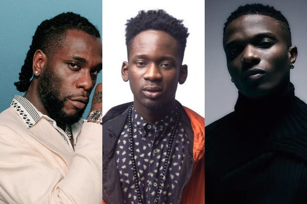 Most streamed UK-Nigerian collaborations on Spotify so far
