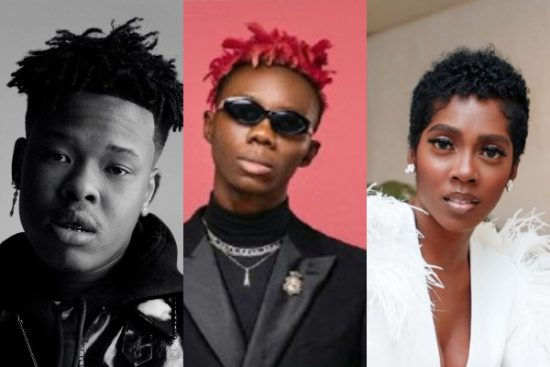 "Nasty C, Tiwa Savage, others feature on Blaqbonez's ""Sex over Love"" album"
