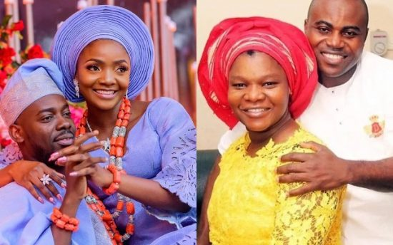 Nigerian artistes who have dated and married fellow artistes