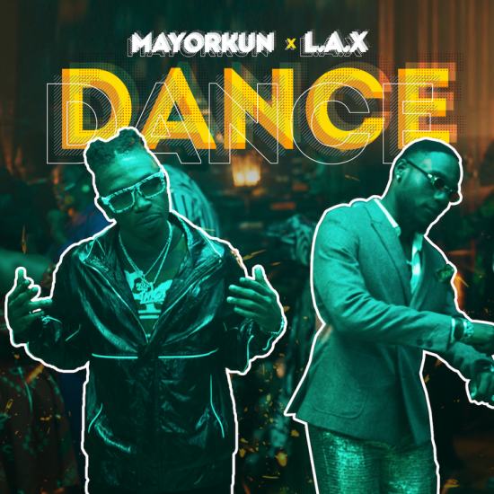 Nigerians Certify New Mayorkun & L.A.X Song Collaboration with OPPO