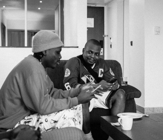 Olamide reveals a new album from Fireboy DML is in the works