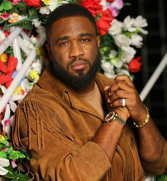 Praiz reveals the only thing that makes a man happy