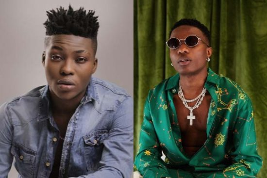 Reekado Banks explains why his song with Wizkid wasn't on his EP