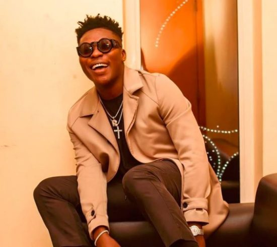 Reekado Banks reveals what his girlfriend did to his cook for cooking for him
