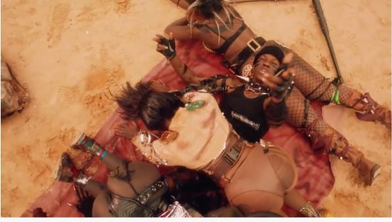 Rema - Bounce mp4 Video download