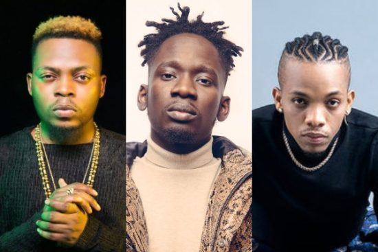 Revisiting 2016; Nigerian Hit songs turning 5 years in 2021
