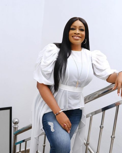 Sinach explains what she does when people try to alter her music